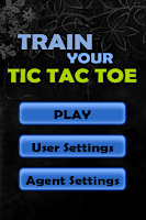 Screenshot of Train Your Tic Tac Toe