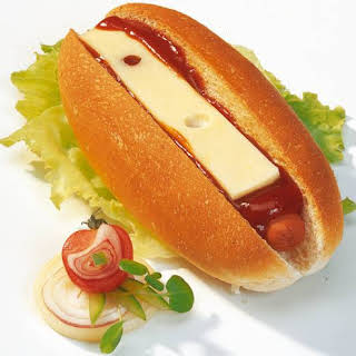 Traditionele Hotdogs (nederlands, New York, Boston, Chicago,.