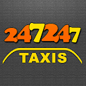 247 Taxis Booking App icon