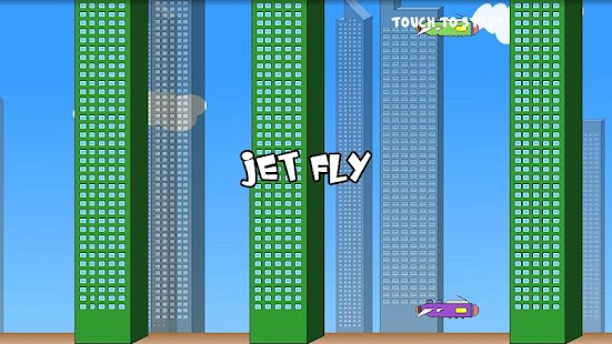 Jet Fly - screenshot thumbnail