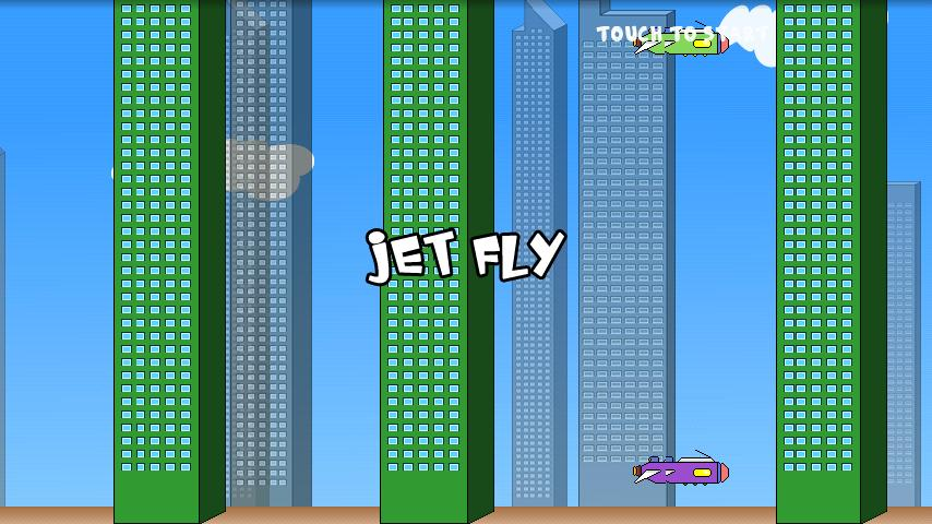 Jet Fly- screenshot