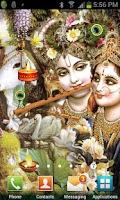 Screenshot of Radha Krishna Live Wallpaper