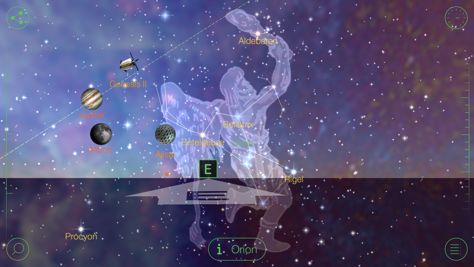 Star Walk - Astronomy Guide screenshot #20