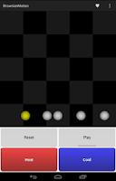 Screenshot of Brownian Motion