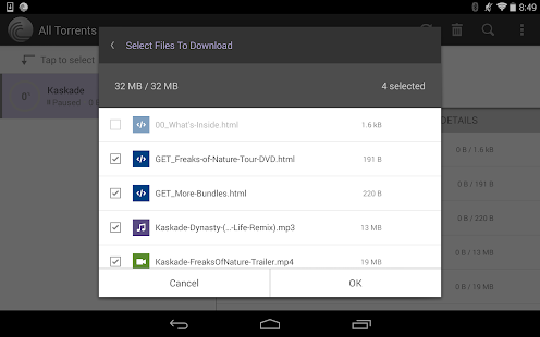 BitTorrent® Pro - Torrent App Screenshot
