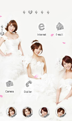 CUKI Theme Pure Bride