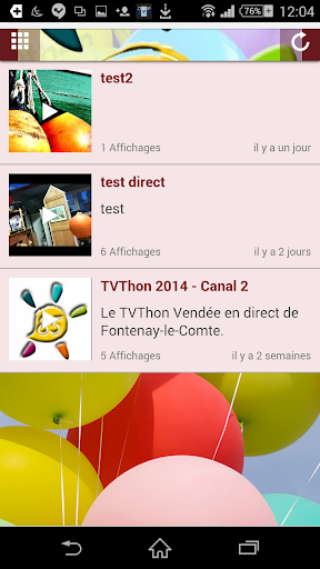 TVThon 2014