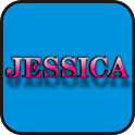 Name Jessica doo-dad logo