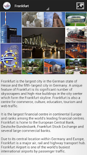 Frankfurt City Guide- screenshot thumbnail