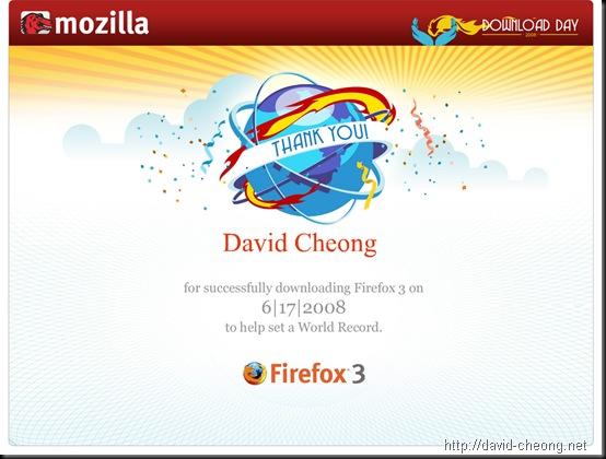Mozilla Cert