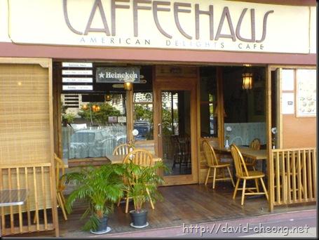 CaffeeHaus, Kepong
