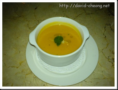 Cafe cafe, soup of the day