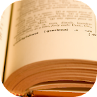 English Latin Dictionary icon