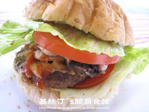 自製漢堡包Homemade Hamburgers01