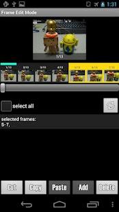 Stop Motion Maker - KomaDori- screenshot thumbnail