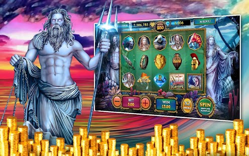 Slots Poseidon's Kingdom Pokie - screenshot thumbnail