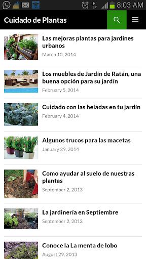 Como Cuidar Plantas Jardines