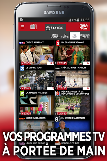 Télé Star Programme TV - Série