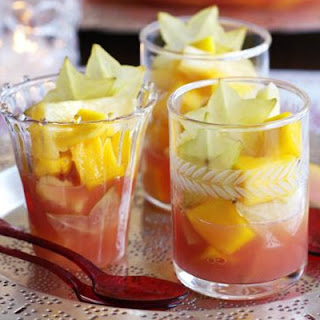 Tropical Punch Cups Recipe