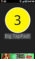 Screenshot of TapPad Counter
