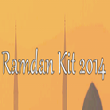 Ramadan 2014 Kit with Calendar icon