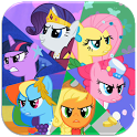 MY LITTLE PONY PUZZLE icon