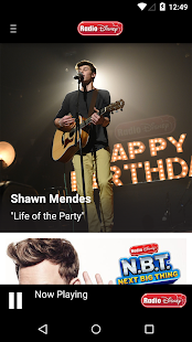 Radio Disney - screenshot thumbnail