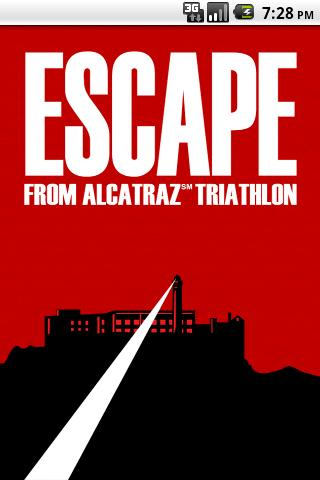 Escape from Alcatraz Triathlon - screenshot
