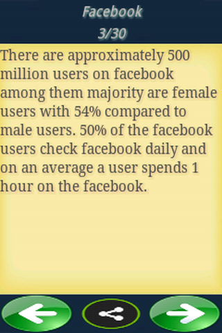 【免費娛樂App】Most Interesting Facts-APP點子