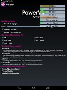 App PVRMonitor System Profiler APK for Windows Phone