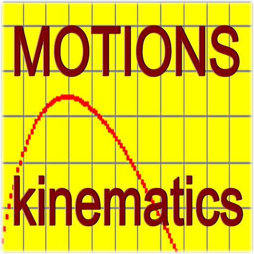 MOTIONS kinematics LOGO-APP點子