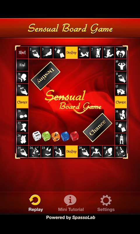 Sensual Board Game - screenshot