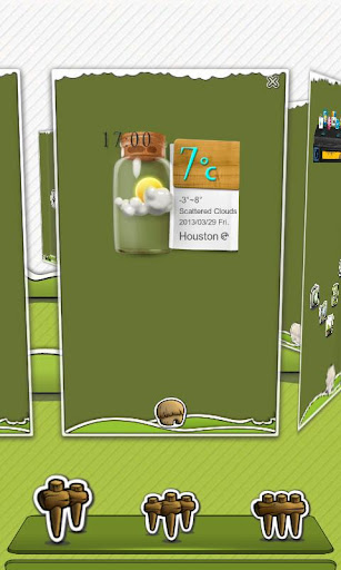 P.Sheep Next Launcher 3D Theme