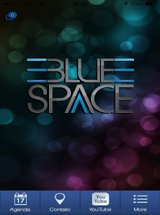 Blue Space- screenshot thumbnail