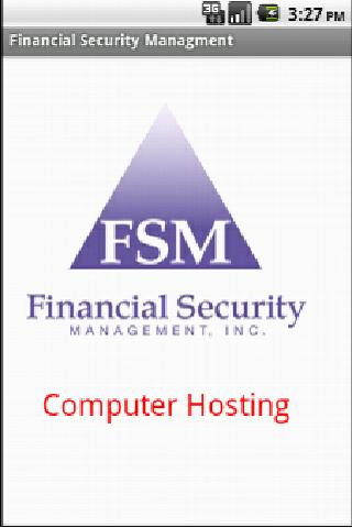 Financial Security Management
