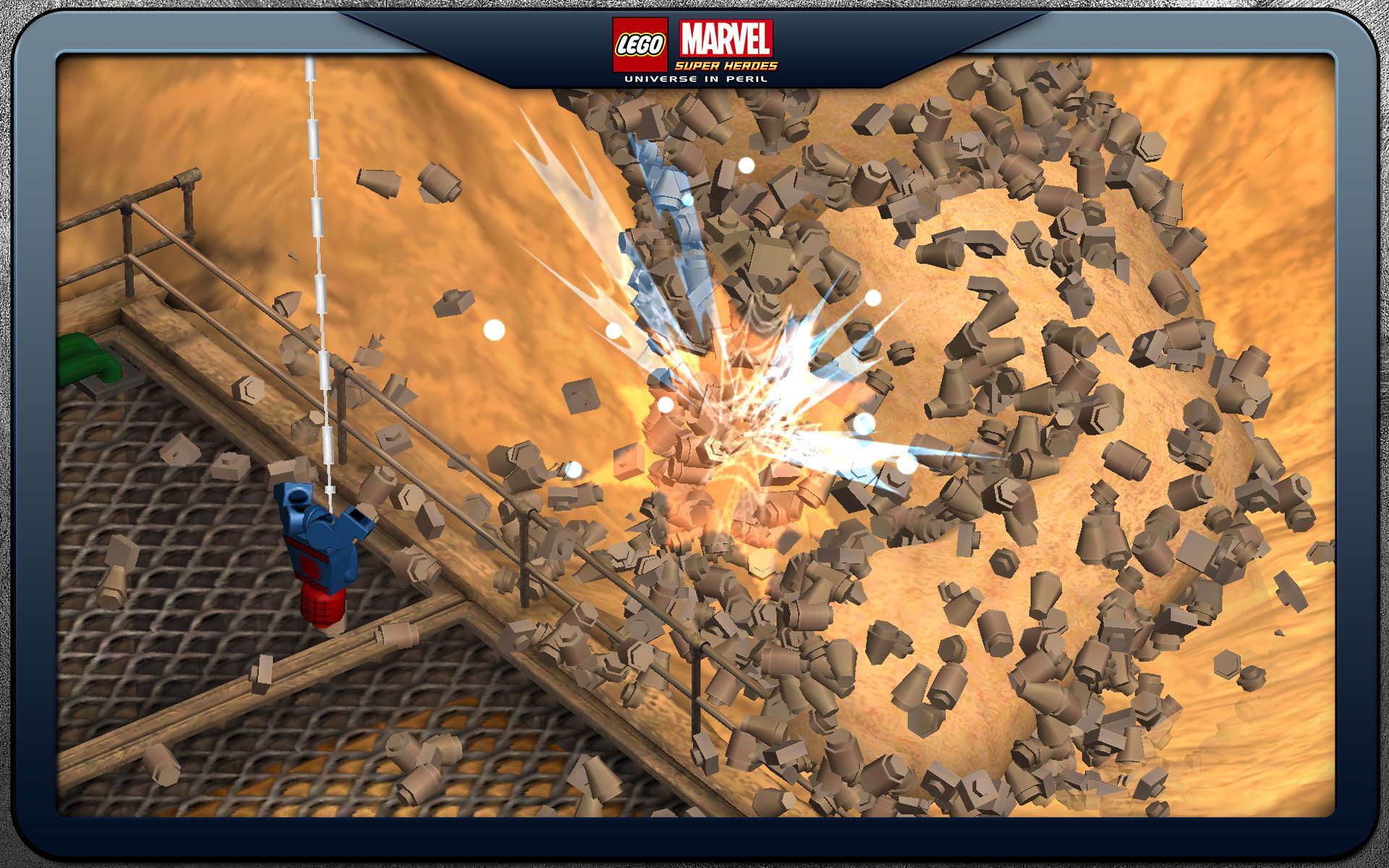 LEGO ® Marvel Super Heroes screenshot #18