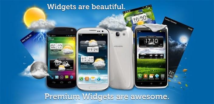Premium Widgets & Weather Apk 1.3