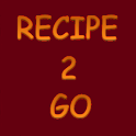 Recipe 2 Go logo
