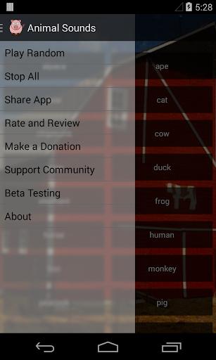 玩免費娛樂APP|下載动物的叫声 app不用錢|硬是要APP