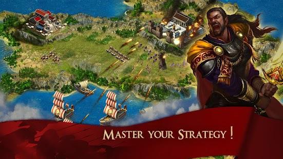 【免費策略App】Rise of War : Eternal Heroes-APP點子