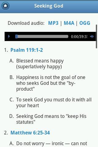 First Principles  screenshots 3