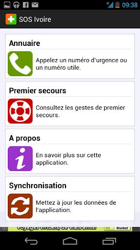 SOS Ivoire Numéros utiles