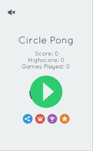 Circle Ping Pong