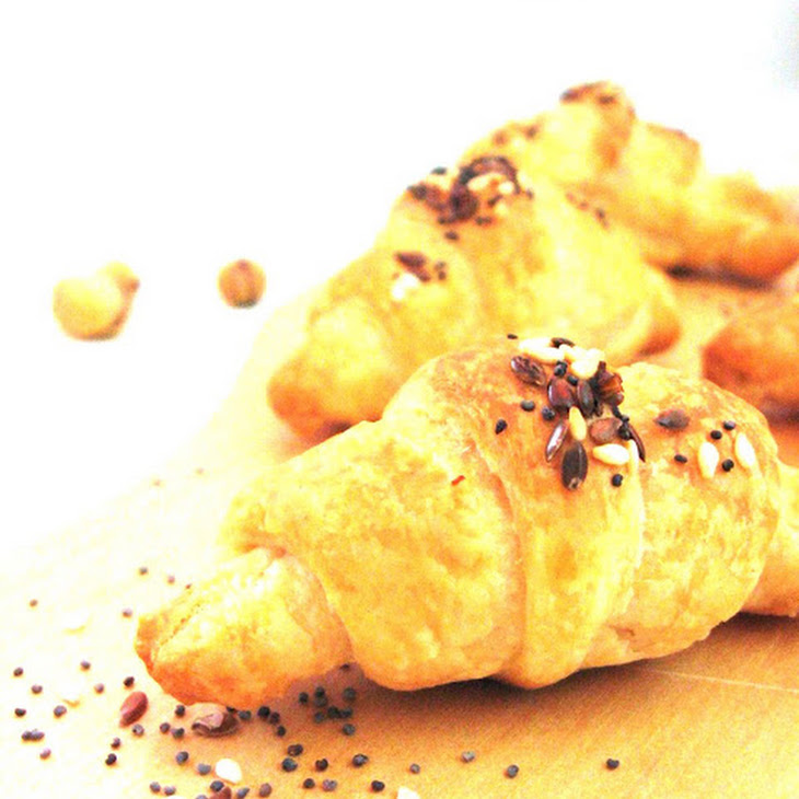 Croissants with Speck