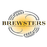 Logo of Brewsters Blue Monk Bourbon Barrel Aged