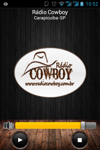 Radio Cowboy Sertaneja