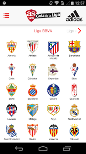 AS Guía de la Liga 2014- screenshot thumbnail