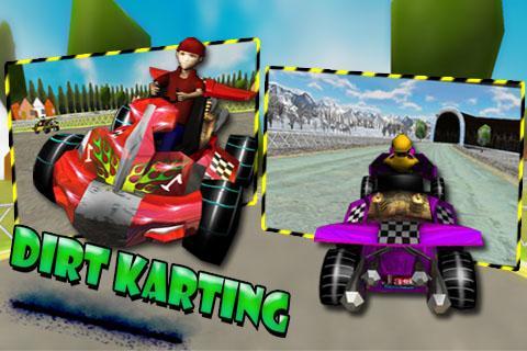 Dirt Karting LITE