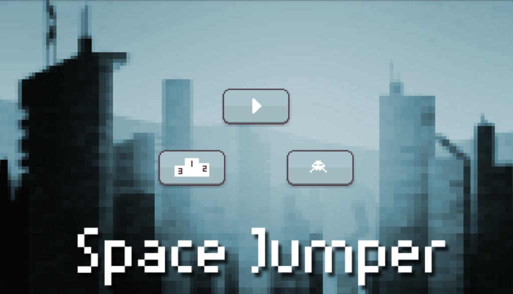 Space Jumper - screenshot
