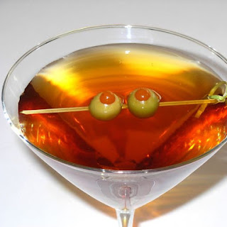 ELECTRIC LADY MARTINI - A Lucid dreamer.